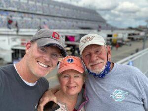 Mark Nolan Family