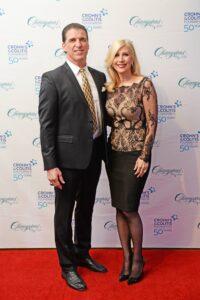 Kimberly Hunt and Billy Ray