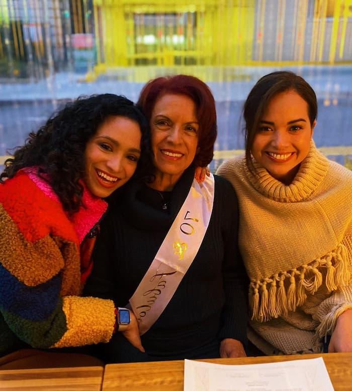 Juliana Valencia Family