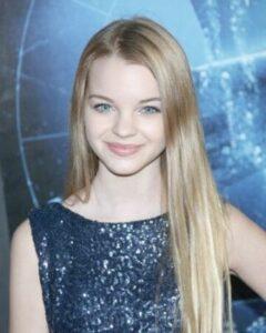 Olivia Rose Cameron